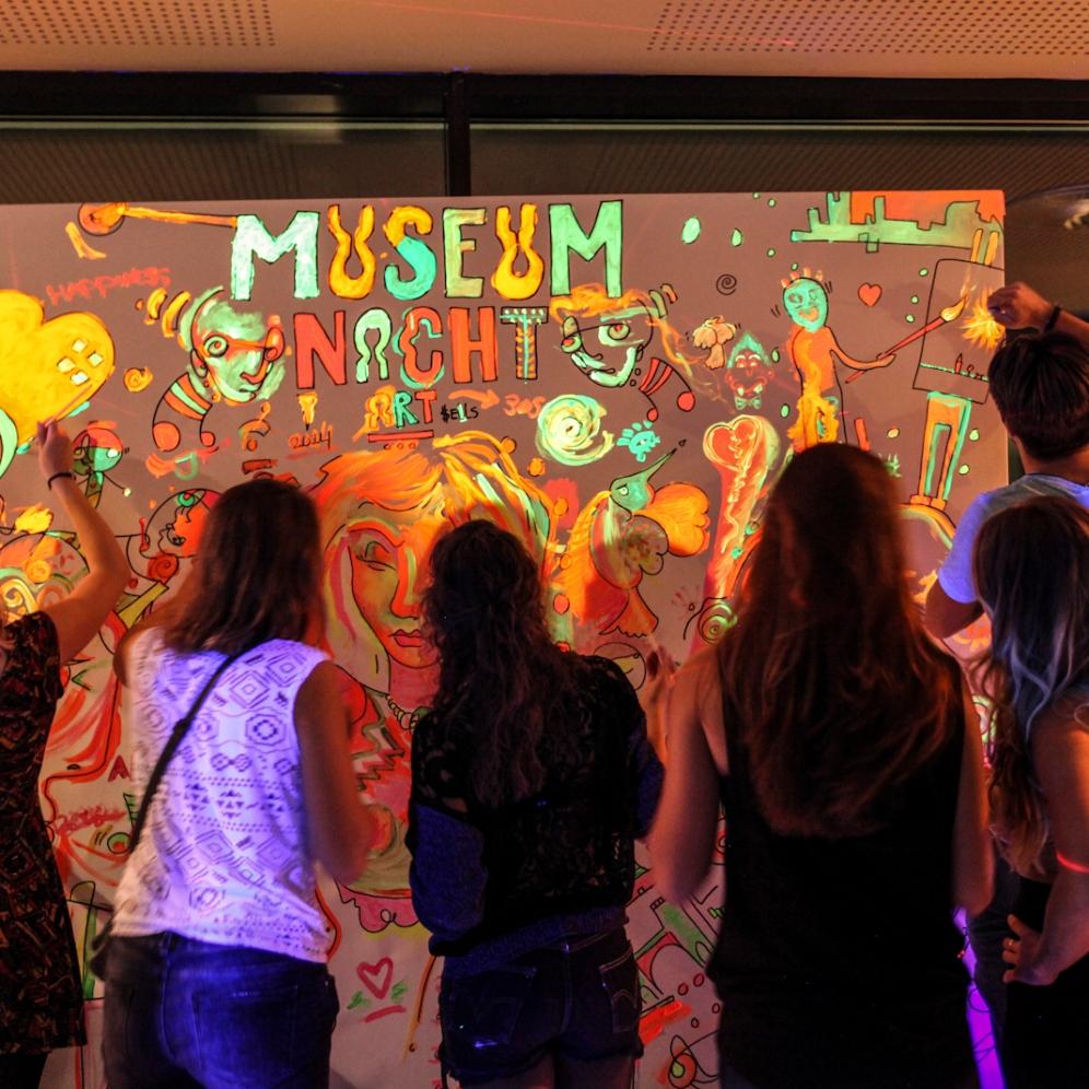 Museumnacht 2014